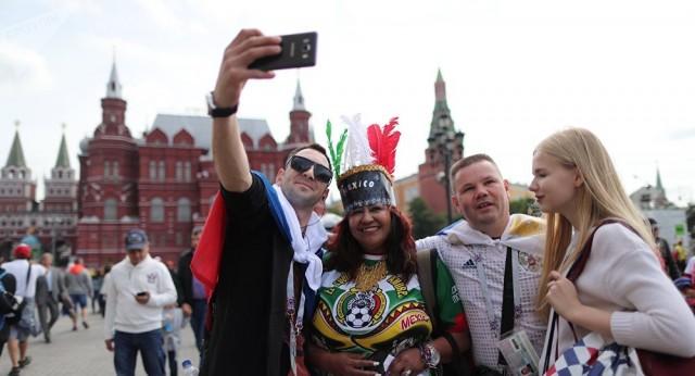 rusija navijaci