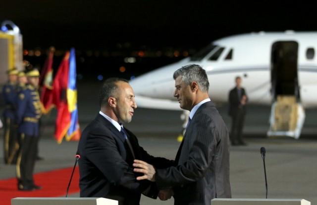 Haradinaj i Taci