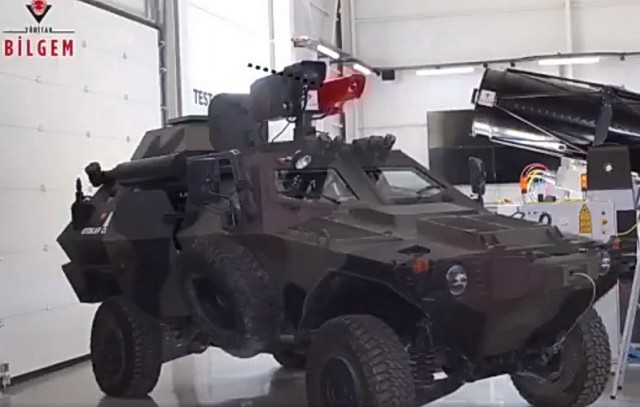 turska isin projekat lasersko oruzje