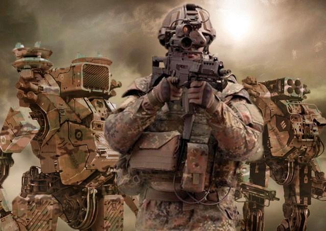 vojnik robot