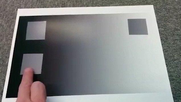 iluzija gradijenta