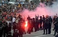 Neredi na masovnim pro-palestinskim demonstracijama ŠIROM EVROPE