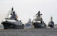 Rusija razmešta ratne brodove – Zapad zabrinut zbog gomilanja vojske na granicama Ukrajine