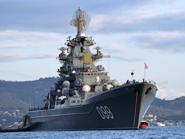 Američki kongresmen čestitao Dan mornarice SAD, a na čestitki — ruska krstarica – FOTO