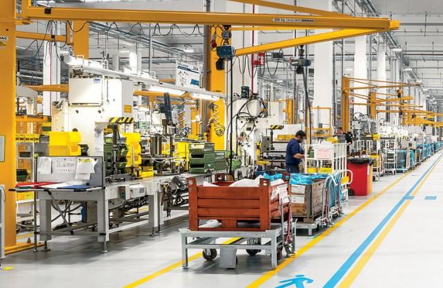 Zumtobel-cumtobel fabrika