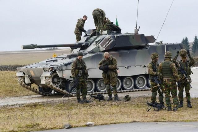 holandija borbeno vozilo