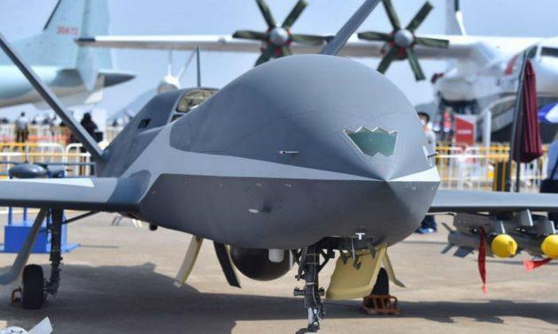kina dron