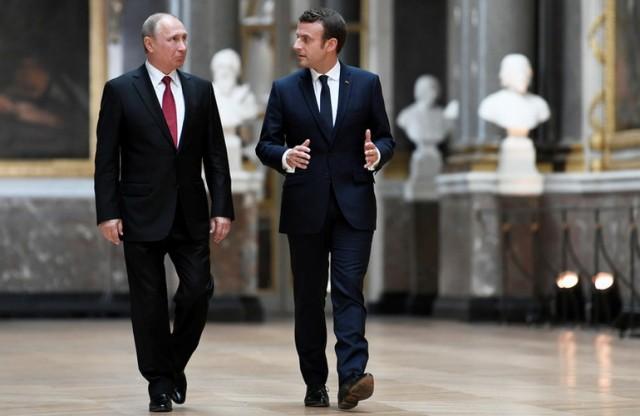 Finale Putinove pobede: Makron predvodi Evropu koja više ne želi sukobe sa Rusijom – OVO SE DOGAĐA …