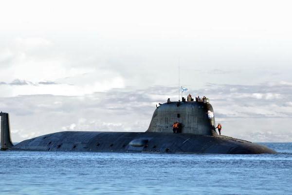 KINESKI EKSPERTI: Sistemi SAD pratili su rusku podmornicu, a onda je podmornica MISTERIOZNO NESTALA
