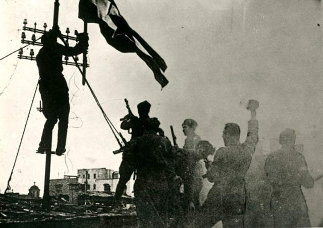 partizani oslobadjanje beograda