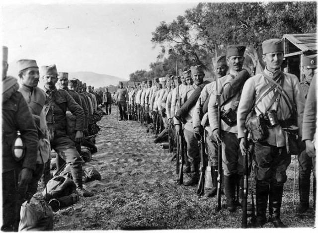 srbija vojska 1918