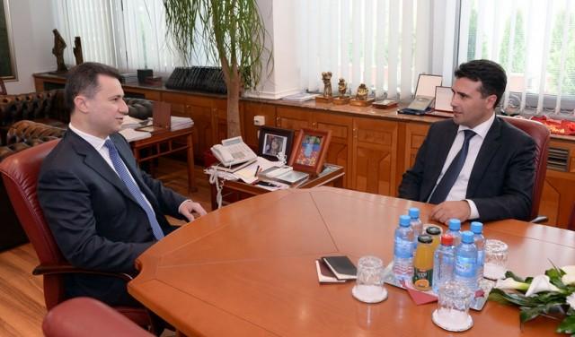 Gruevski-zaev