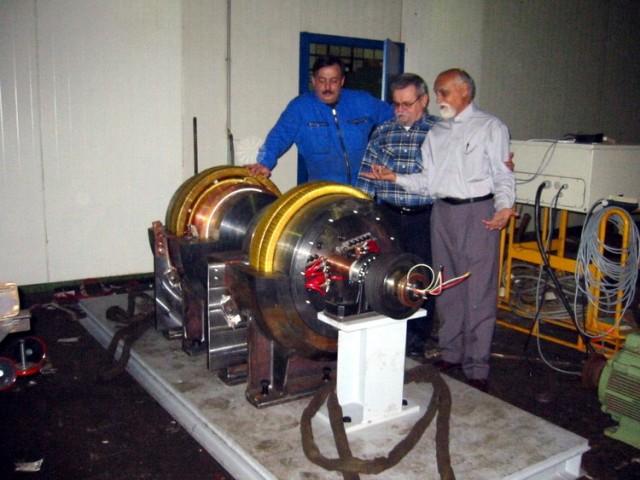 Tewari-indija generator energija