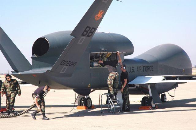 amerika dron
