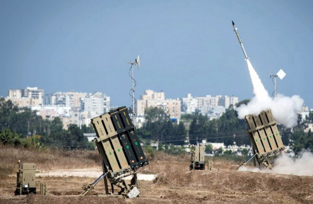 -iron-dome izrael