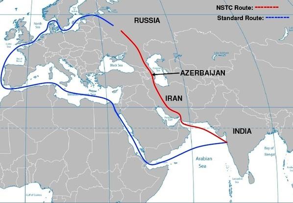 rusija indija novi put
