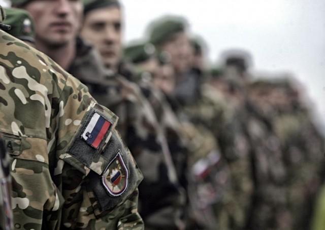 slovenija vojska