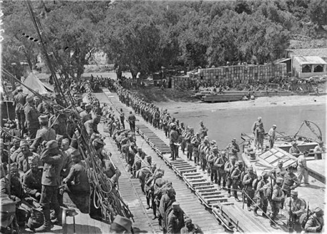 srbija vojska krf