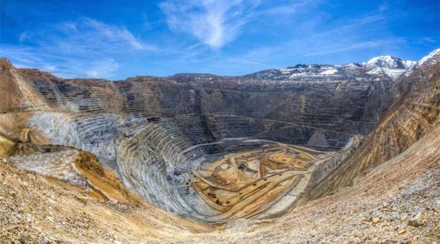 bingam kanjon rudnik bakra