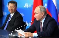 SVET JE PODELJEN: Rusiji, Evropa i Bliski istok – Kini, Daleki istok i jugositočna Azija