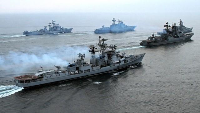 rusija brodovi