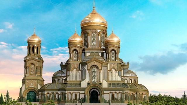 rusija crkva