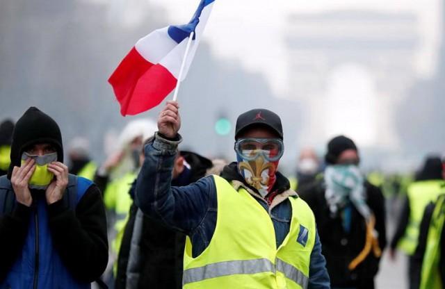 """Šta ako su """"Žuti prsluci"""" instrument za pokoravanje Evrope?"""