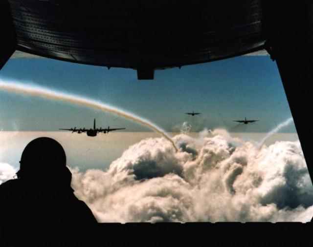 Deklasifikovani vojni izveštaji Novog Zelanda: Čudne aktivnosti aviona povezane sa izbijanjem gripa