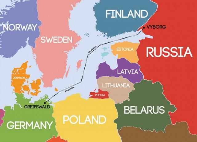 rusija severni tok2