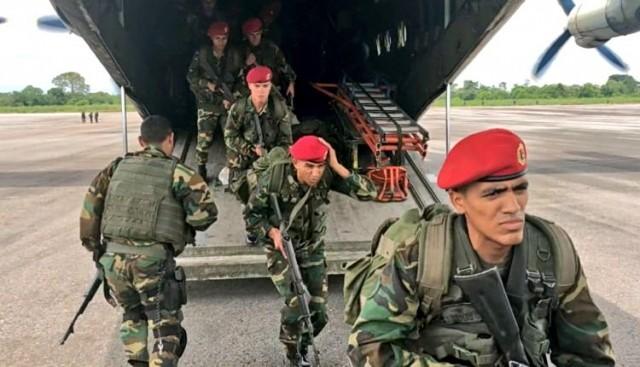 venecuela vojska