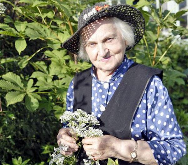 Lidiya Nestorovna Surina