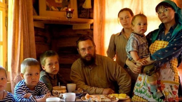 rusija porodica