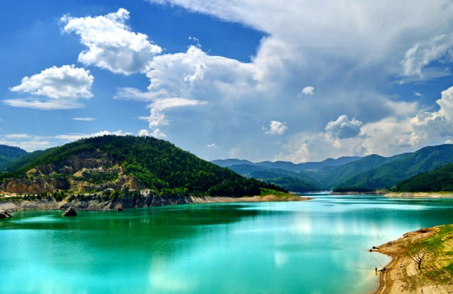 Tara-jezero-Zaovine