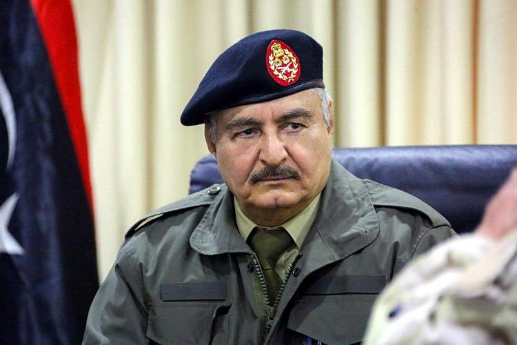 Turska vojska u Libiji potiskuje snage generala Faftara koga podržavaju Rusi