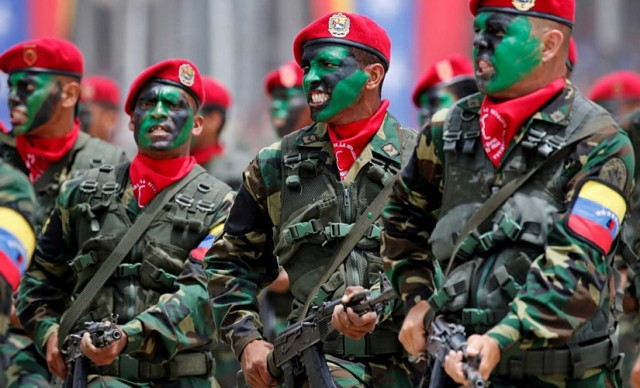 UDARNA VEST: Počela invazija na Venecuelu – Vojska odbila prvi napad
