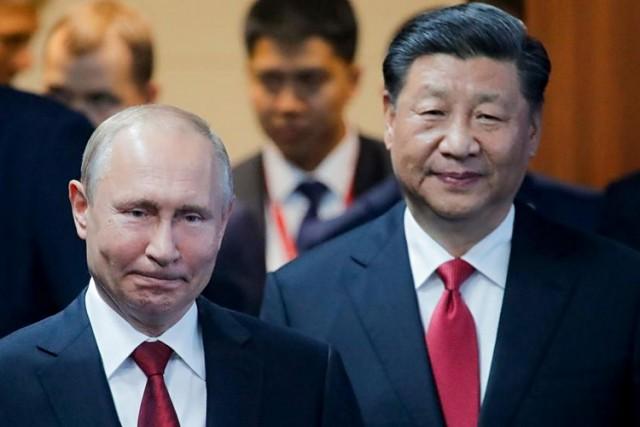 CEO SVET JE SADA SHVATIO: Rusija i Kina stvorili su novu alijansu i srušili Zapad – NOVI SVETSKI POREDAK VIŠE NE POSTOJI