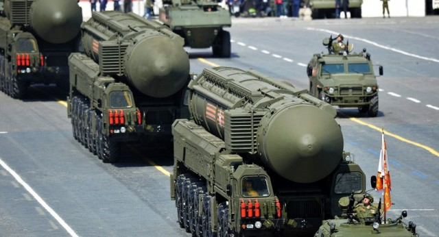 The RS-24 Yars