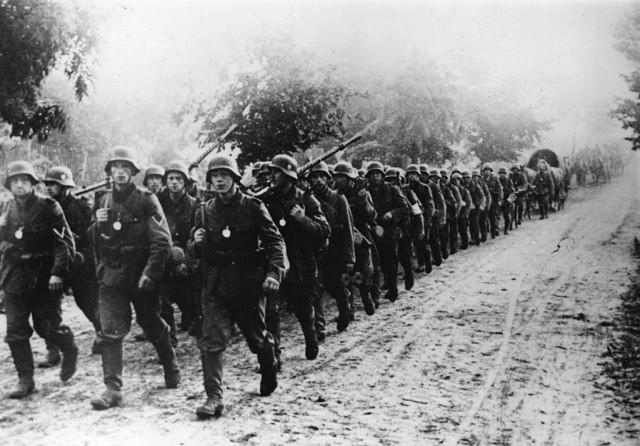 nemacka vojska