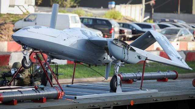 rusija dron