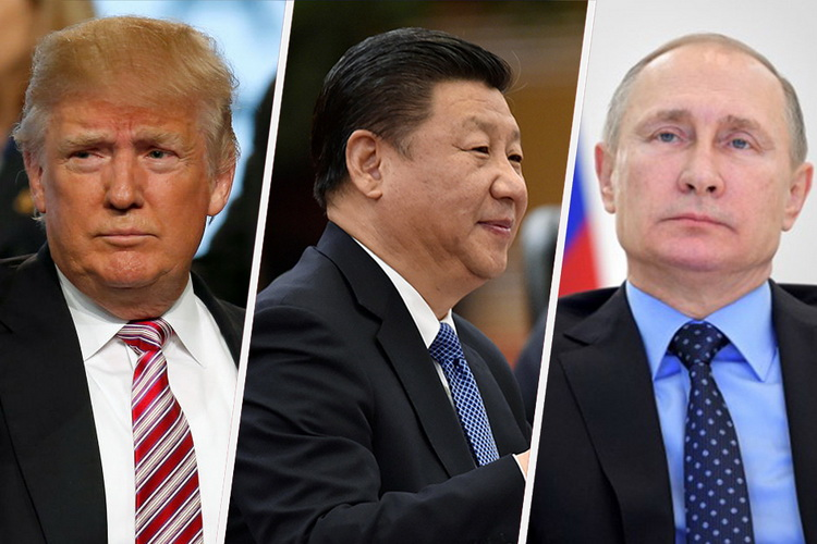"""""""Forin afers"""": """"Poraz globalnog liderstva SAD – Krivci Rusija i Kina"""""""