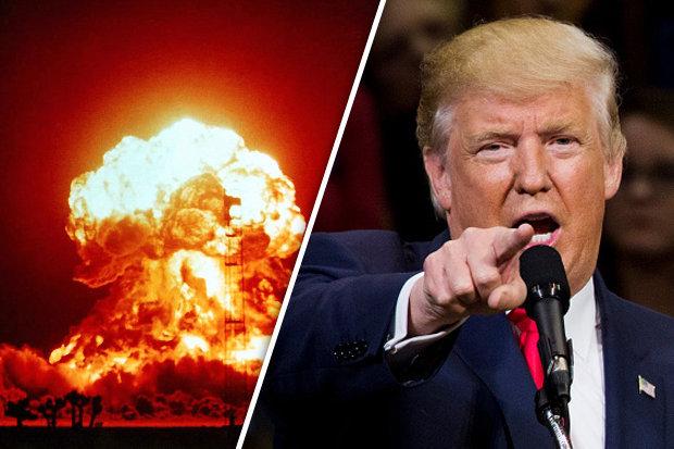 Tramp tajno planira nuklearni rat kao konačno rešenje – EVO GDE ĆE POČETI …