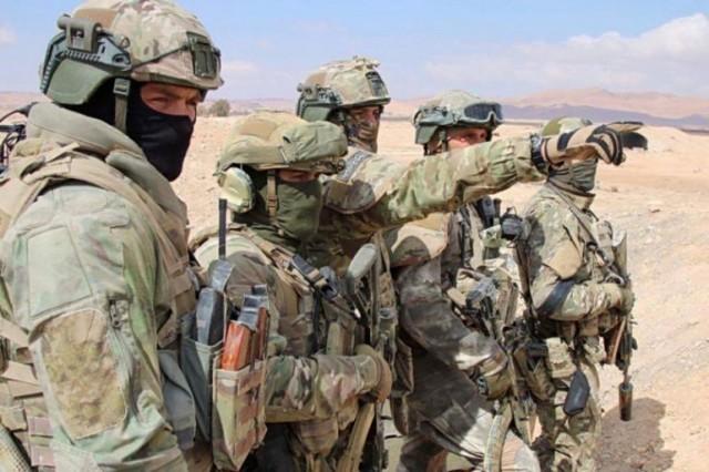 rusija i sirija spec vojska