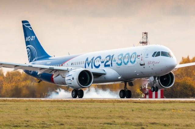 Iz Rusije stiže MS-21 avion 21. veka
