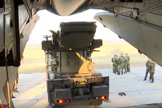 Bugarska dozvolila prelet ruskog aviona, sistem Pancir-S1 stiže u Srbiju