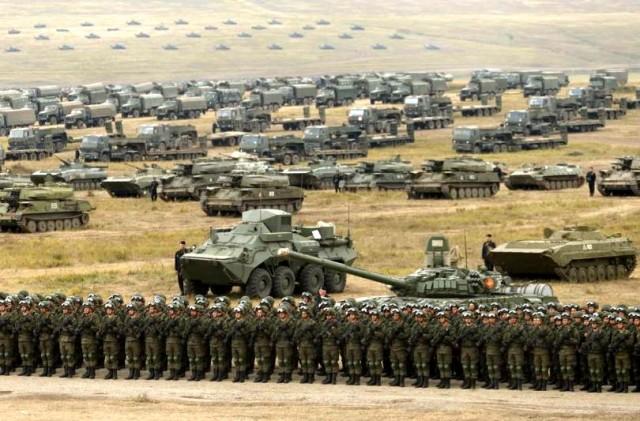 rusija vojska amanevri vojna vezba