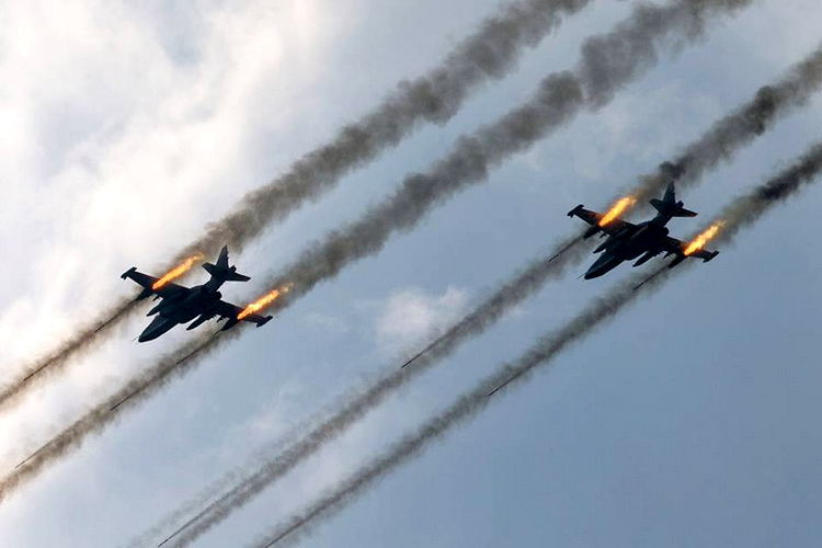 NAJNOVIJA VEST: U Siriji Rusi greškom napali saveznike  Asadove vojske – IMA POGINULIH