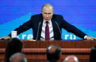 """Putinova surova poruka: """"Nas u svemu tome brine samo jedno – Kako da se ne prehladimo na vašoj sahrani"""""""