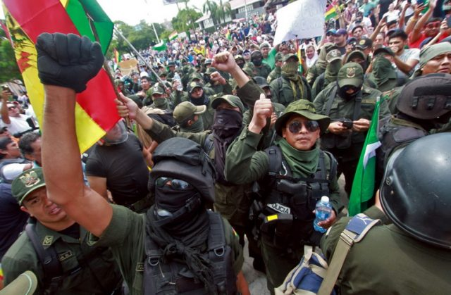 UDARNA VEST: Srbi organizatori vojnog puča u Boliviji i proterivanja predsednika Moralesa – OVO SE DOGODILO