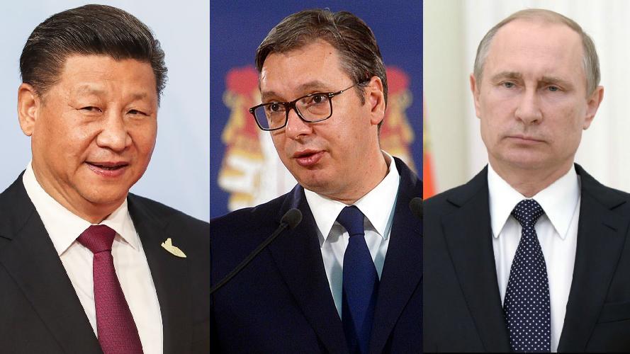 NAJNOVIJA VEST: Vučić se osamostaljuje i oslanja na najveću svetsku silu Kinu ali mu AMERIKA SPREMA KONTRAUDAR