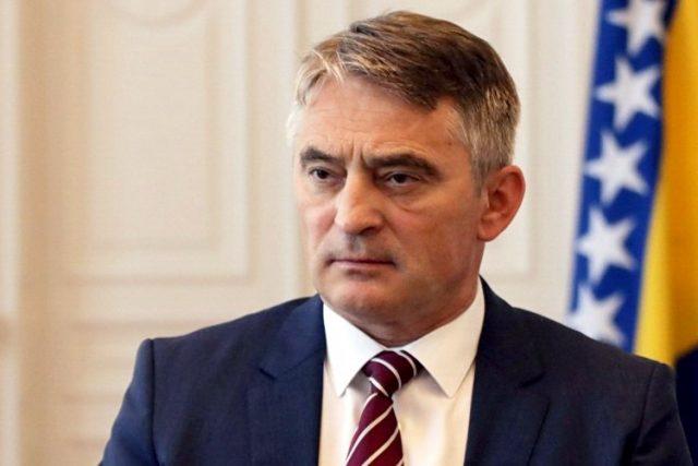 """Potpuno nevažni Komšić: """"Nemojte misliti da je Milorad Dodik važan i da se neko obazire na njega"""""""